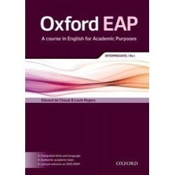 Oxford English for Academic Purposes B1+ Student´s Book + DVD-ROM Pack